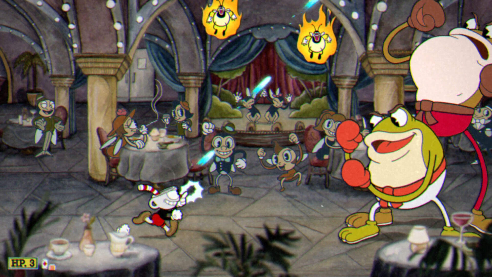 Cuphead Jumps From Xbox One to Switch in April