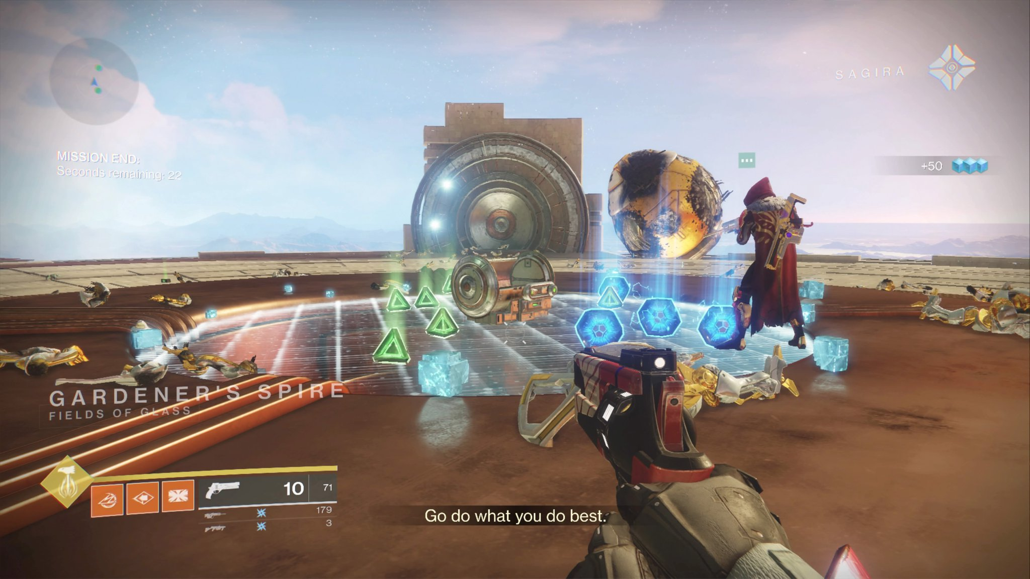 Destiny 2 A Garden World Strike - How to Complete the Heroic