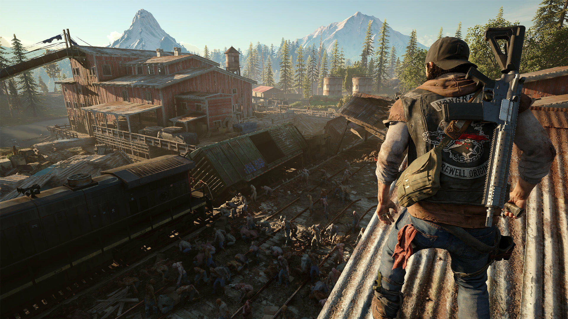 Days Gone Camps - How to Increase Trust, Turn in Bounties, Kitchen