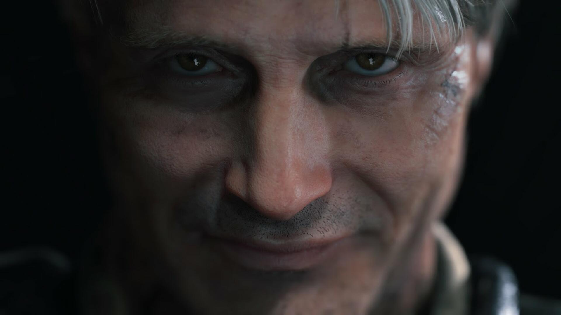 Kojima Reveals Death Stranding Test Footage From the Game's Early Days