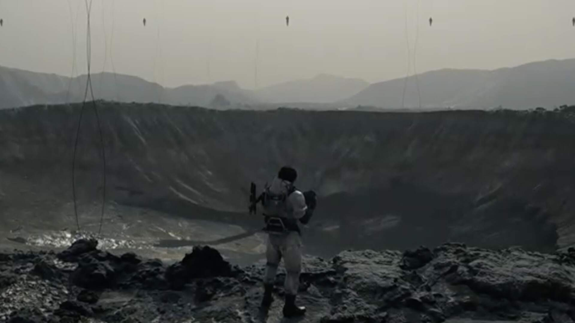 Mark Cerny Tries to Pull New Death Stranding Details From Hideo Kojima