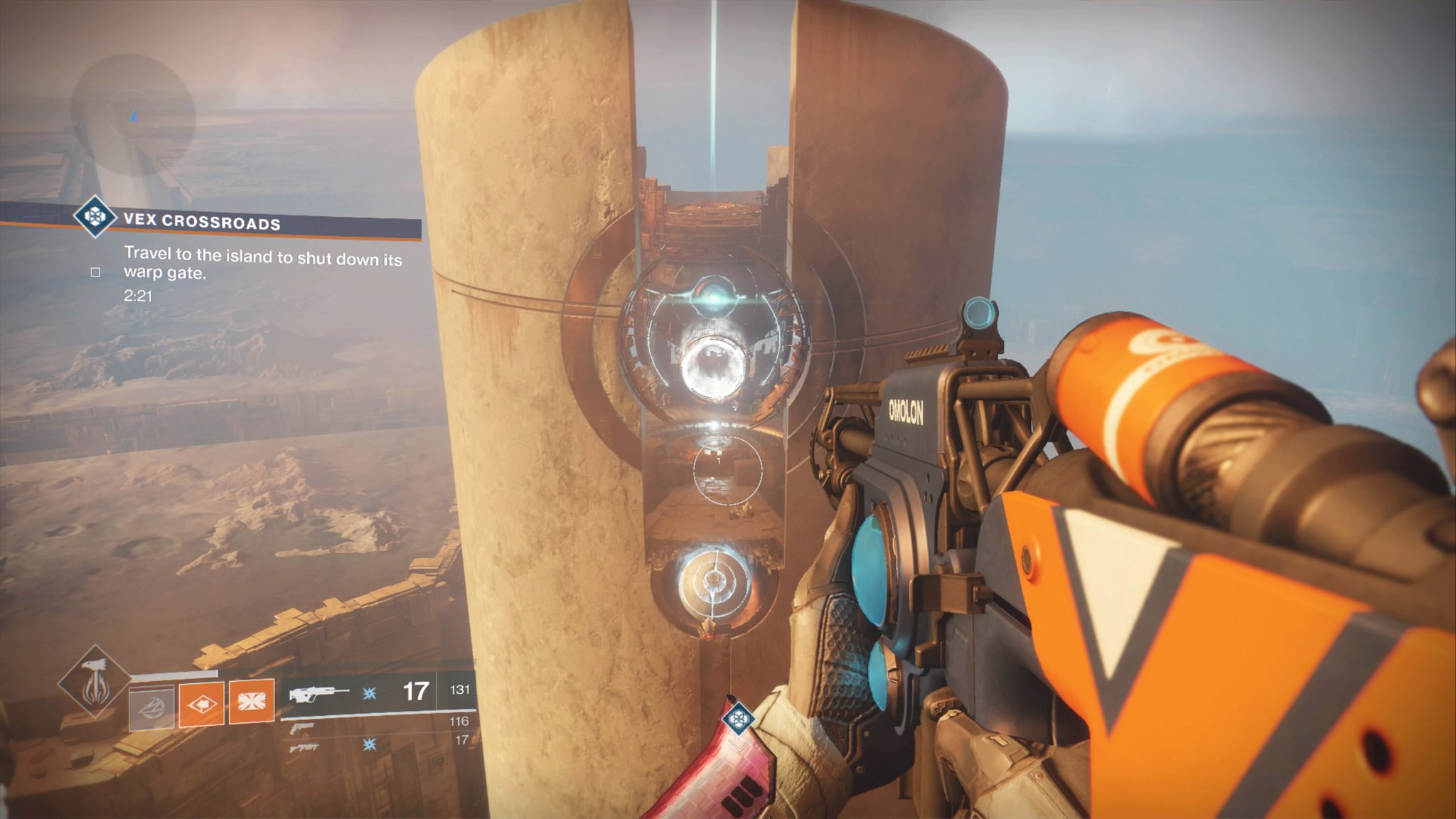 Destiny 2 Curse of Osiris Public Events - How to Complete All