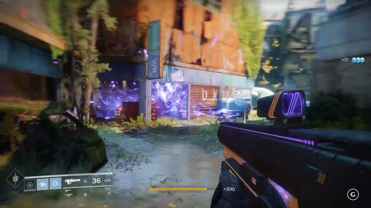 Destiny 2 Best Exotic Weapons - Exotic Weapon Stats and
