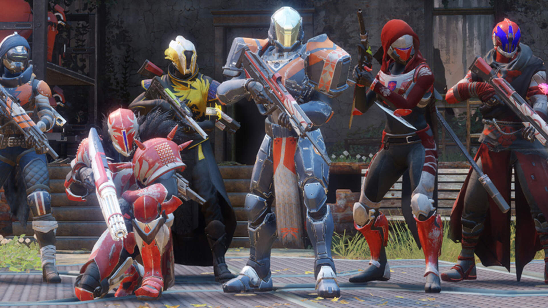 Bungie Details Destiny 2's Upcoming Open Beta (and No, Nothing Carries over into the Main Game)
