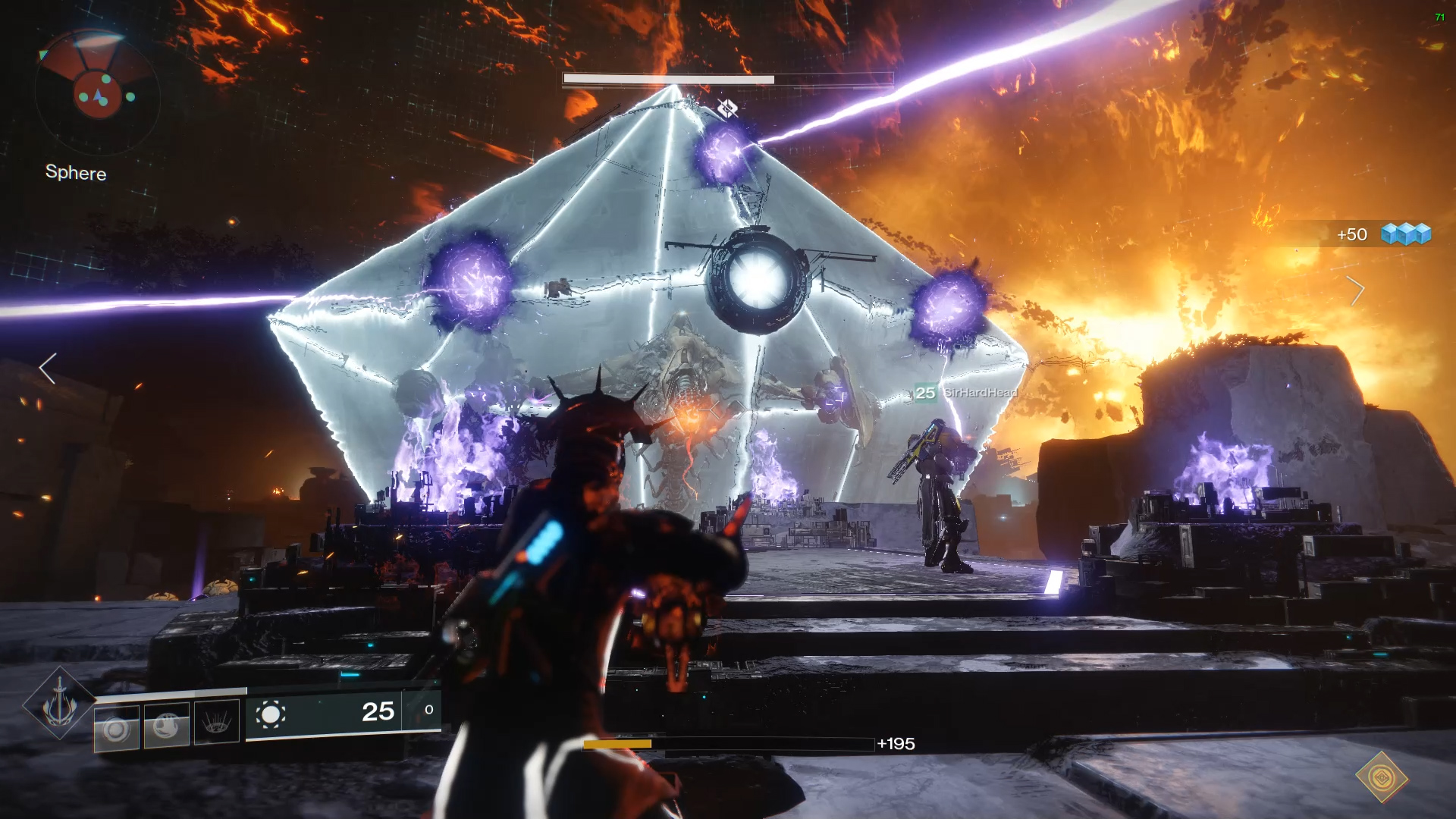 Destiny 2 eater of worlds raid lair guide how to complete the at your fireteam for a while argos will spawn a glowing orb just outside of its prism which youll have to shoot at with a matching elemental cannon gumiabroncs Choice Image