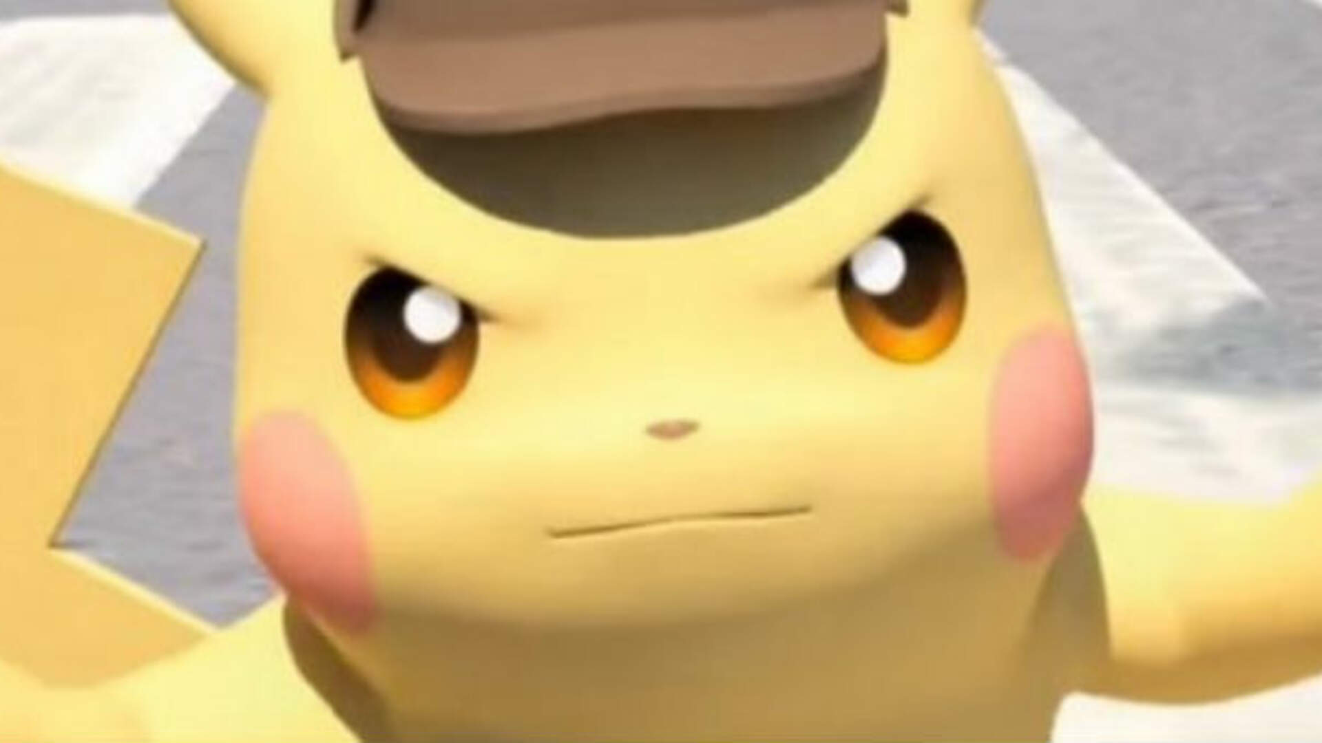The Detective Pikachu Movie is Reportedly Switching from Universal Pictures to Warner Bros