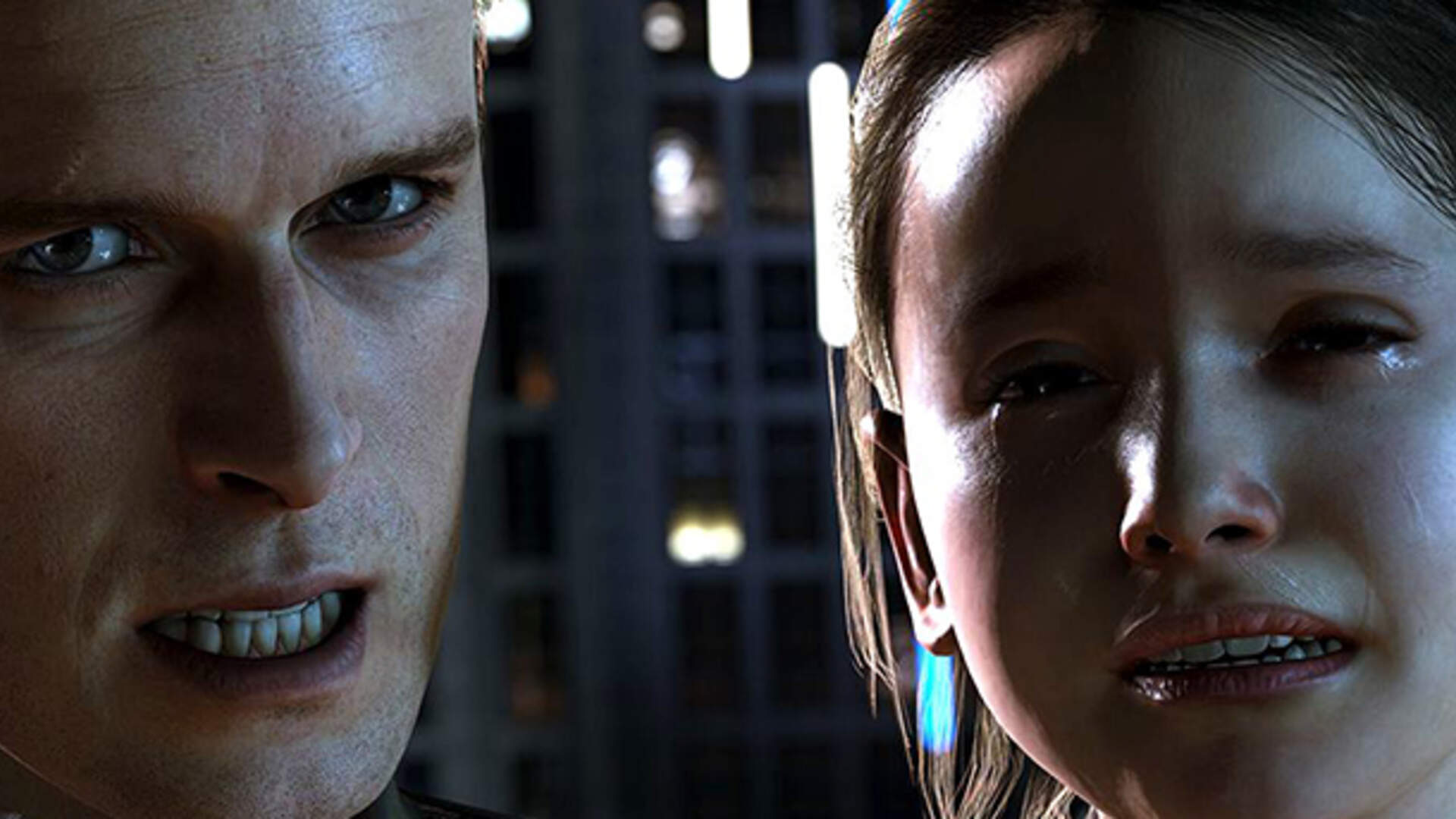 Detroit: Become Human Demo Provides First Scene as Game Goes Gold
