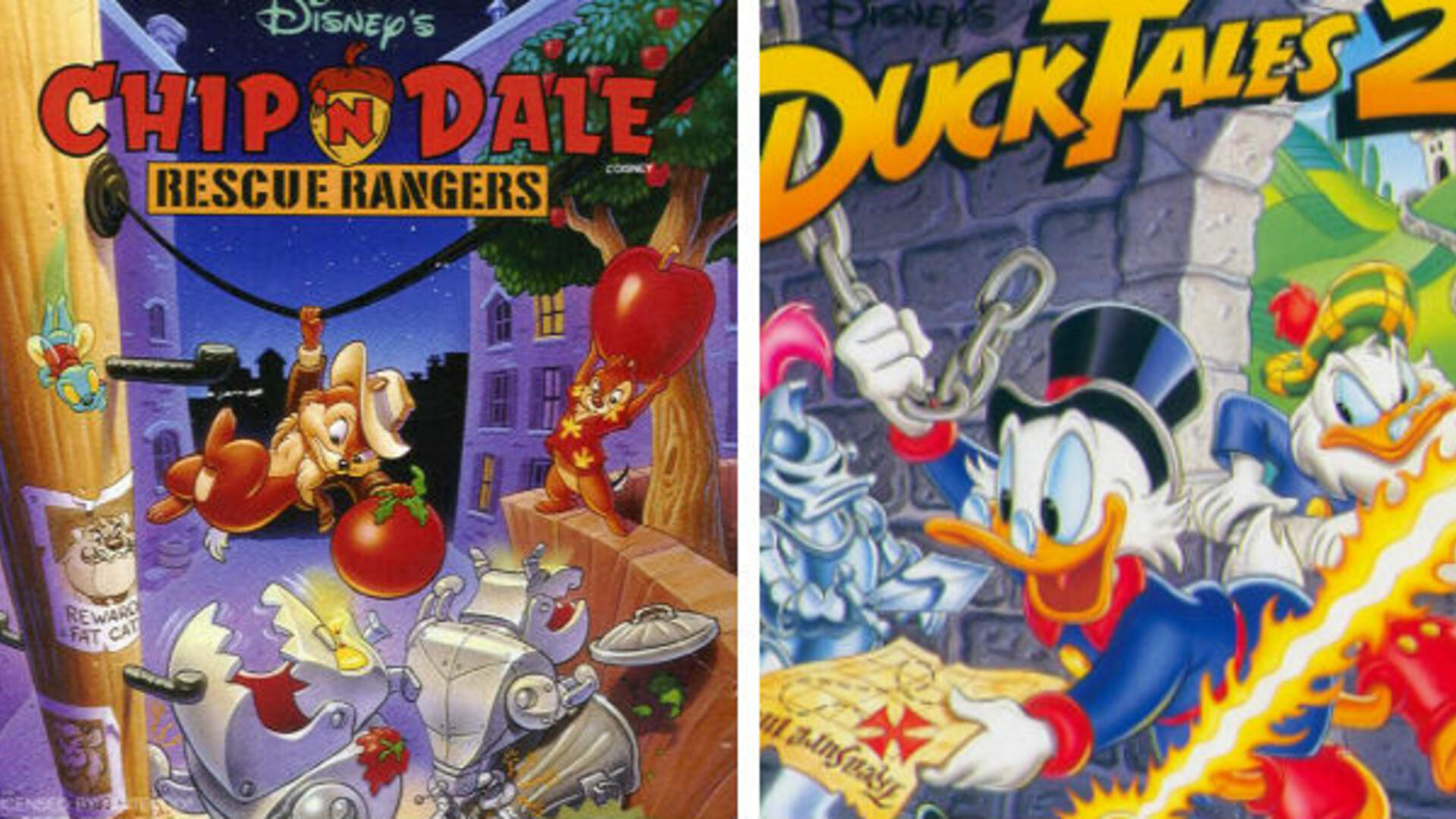 Ranking The Disney Afternoon Collection's Games from Best to Worst