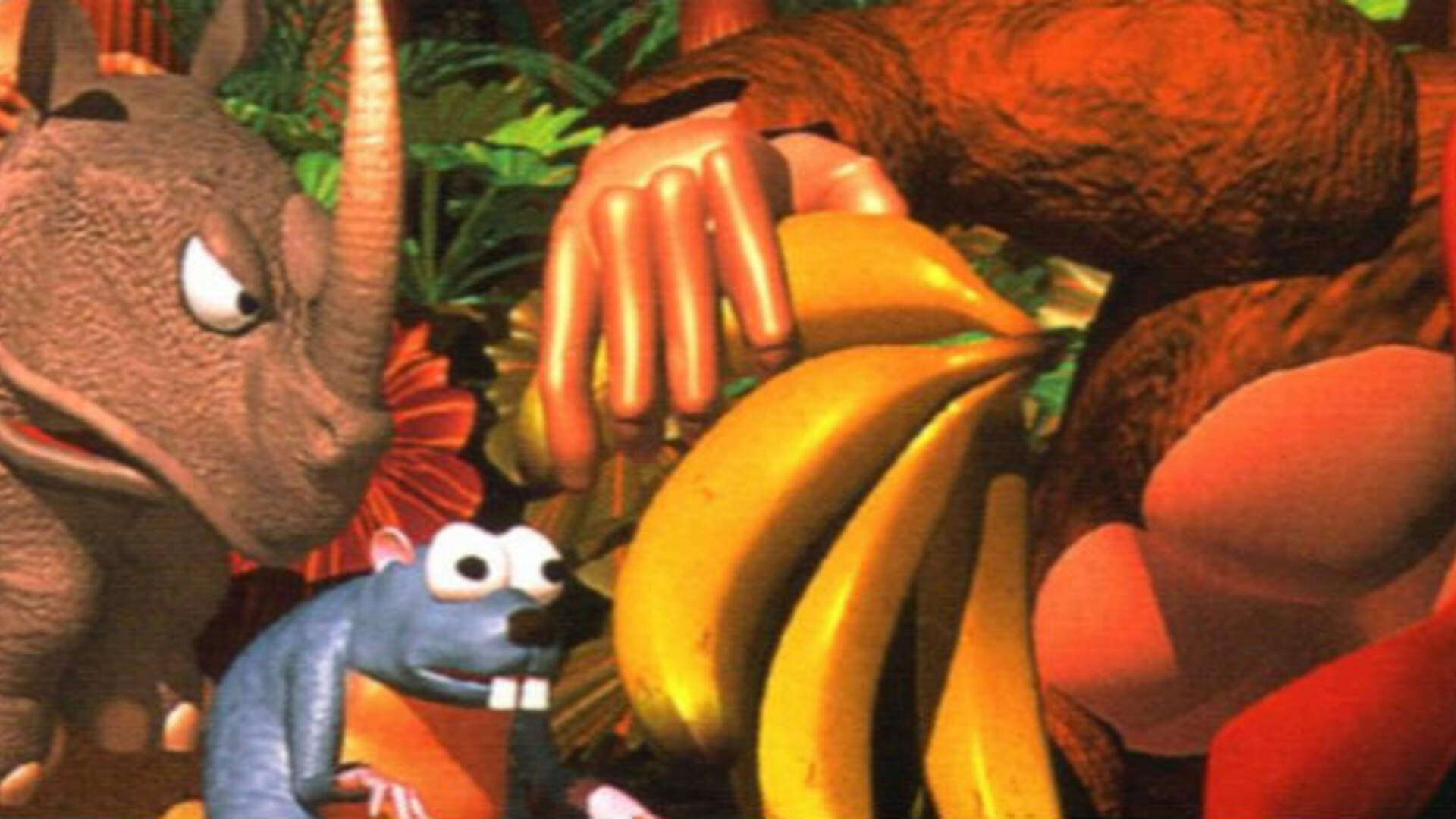Super NES Retro Review: Donkey Kong Country