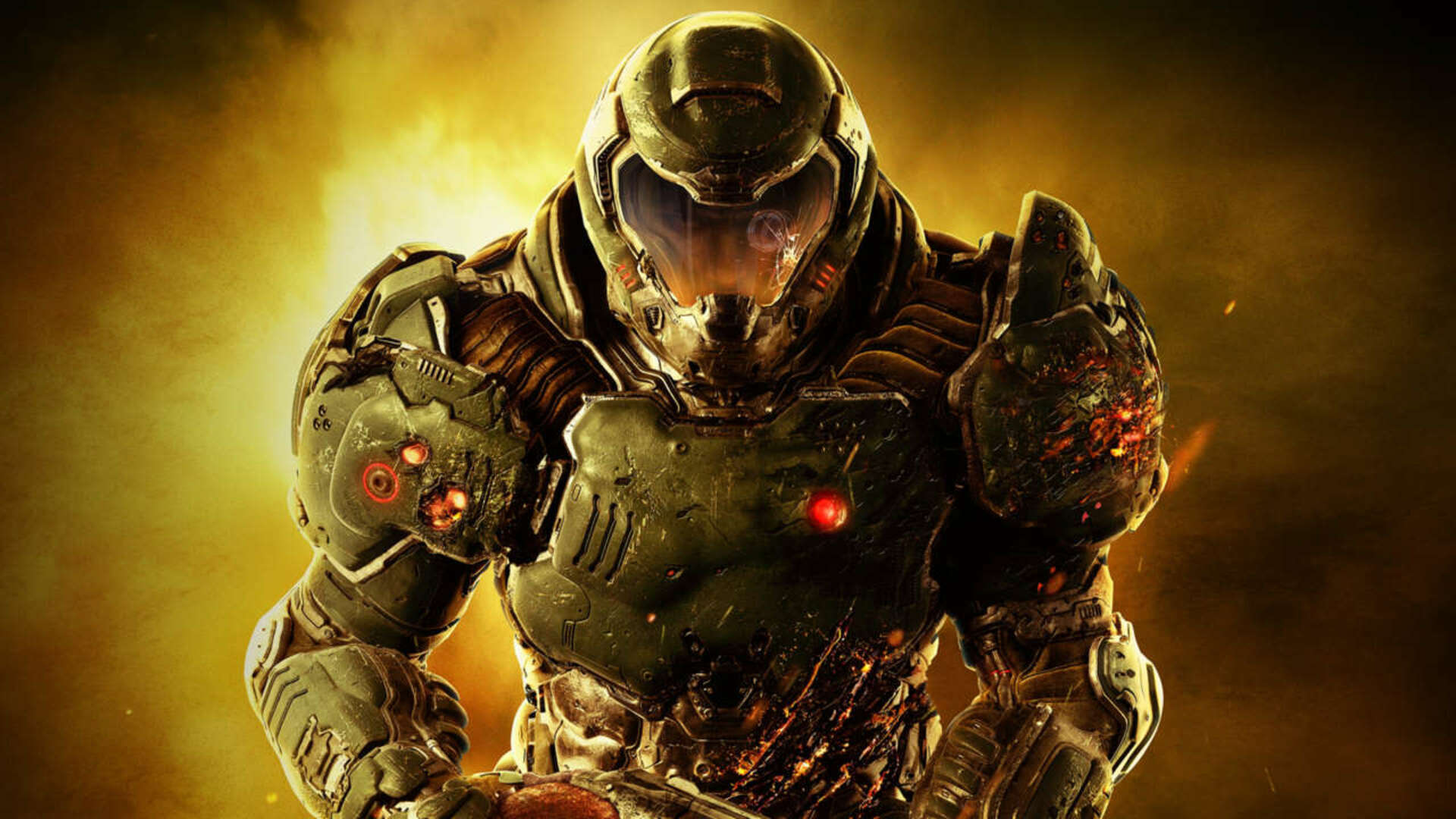 Doom and Wolfenstein 2 are Coming to the Nintendo Switch, Glory Kills and All