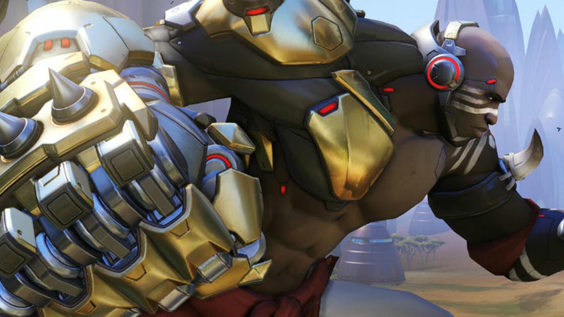 Overwatch Fans are Debating Doomfist's Philosophy About Conflict