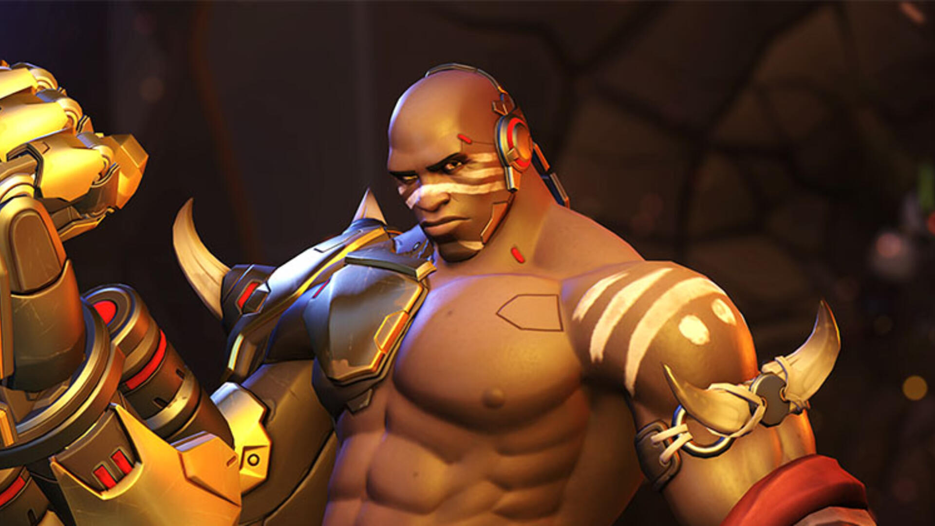 Doomfist is Now Live on the Overwatch PTR, Terry Crews Will Not be Voicing the Character