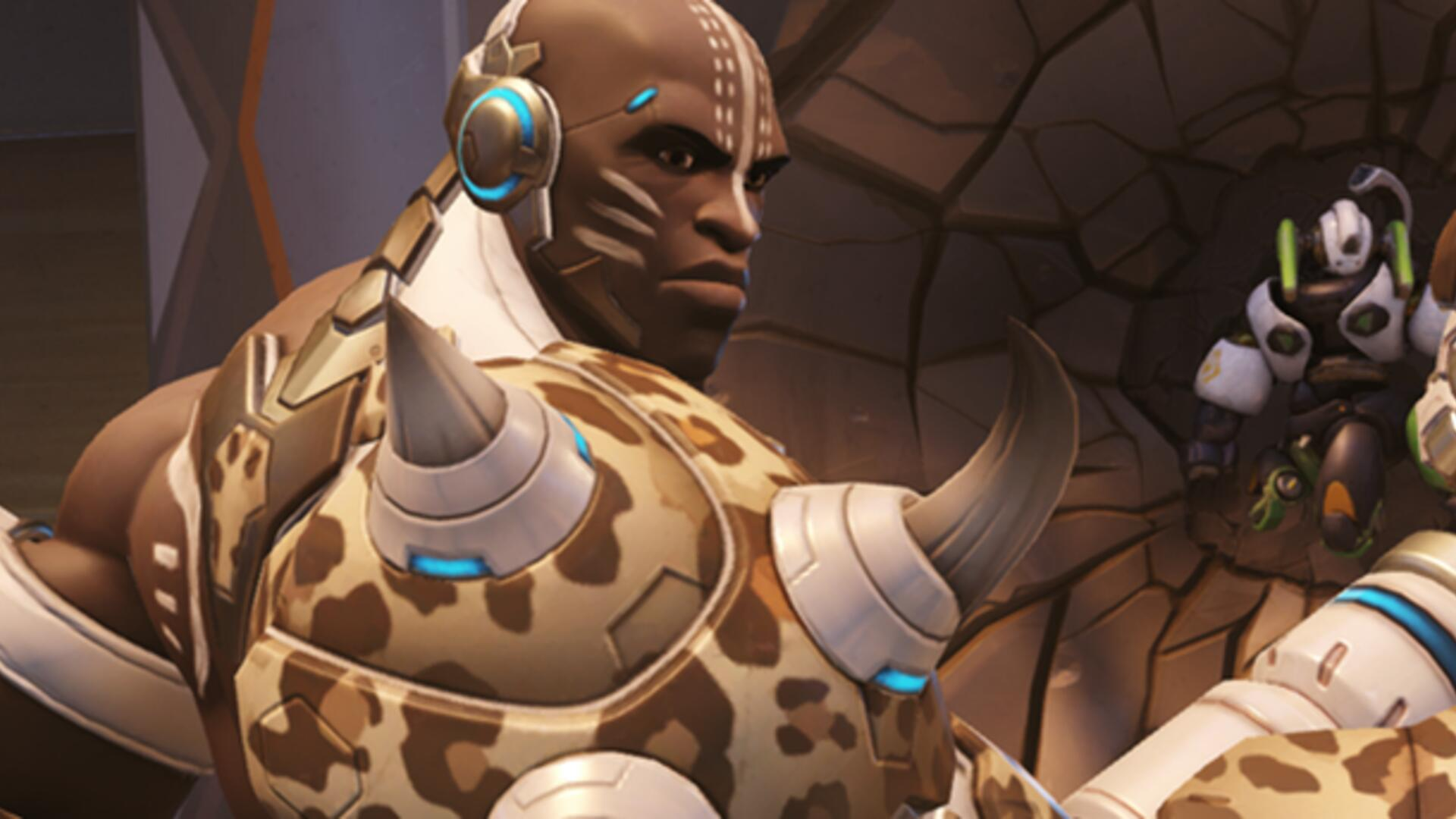 Blizzard Fixes a Factually Incorrect Name for One of Doomfist's Skins