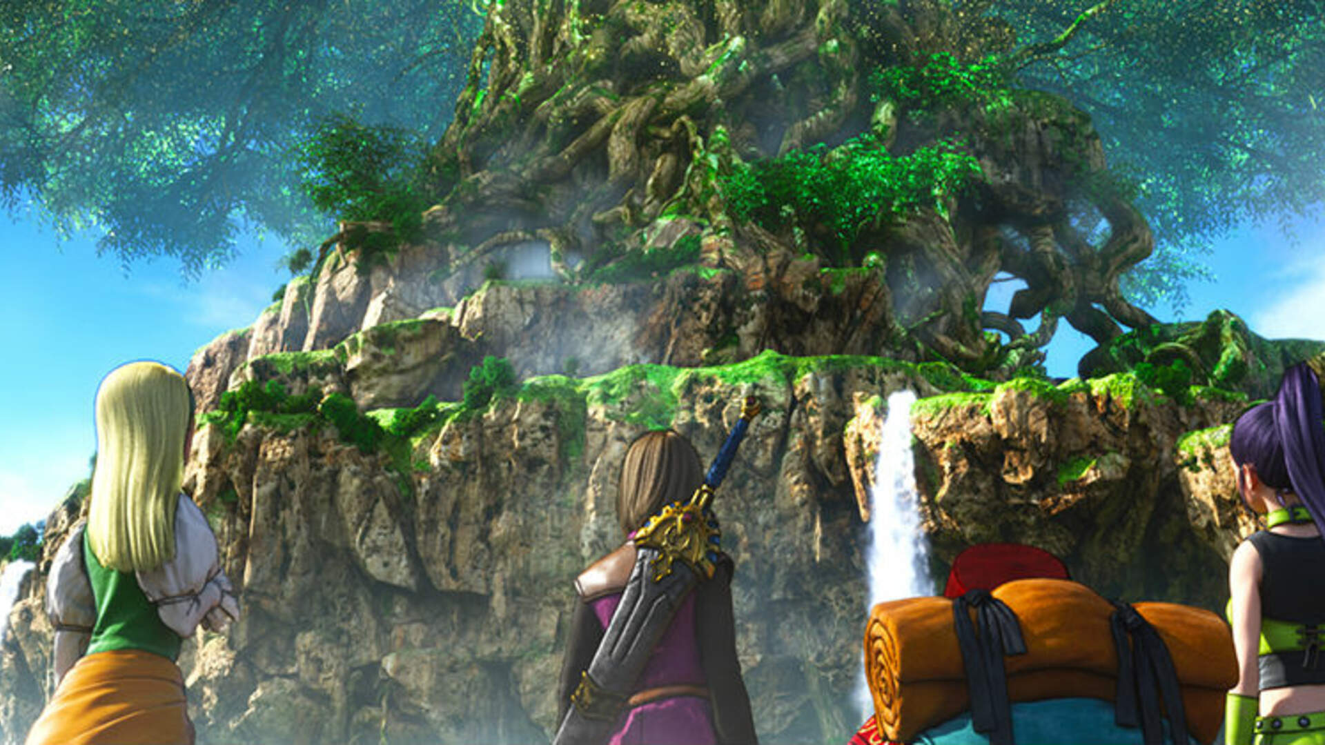Dragon Quest 11: Echoes of an Elusive Age Coming to the West in 2018