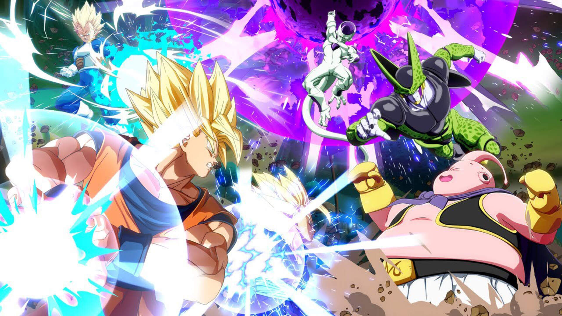 Recommended PC Requirements for Dragon Ball FighterZ Revealed