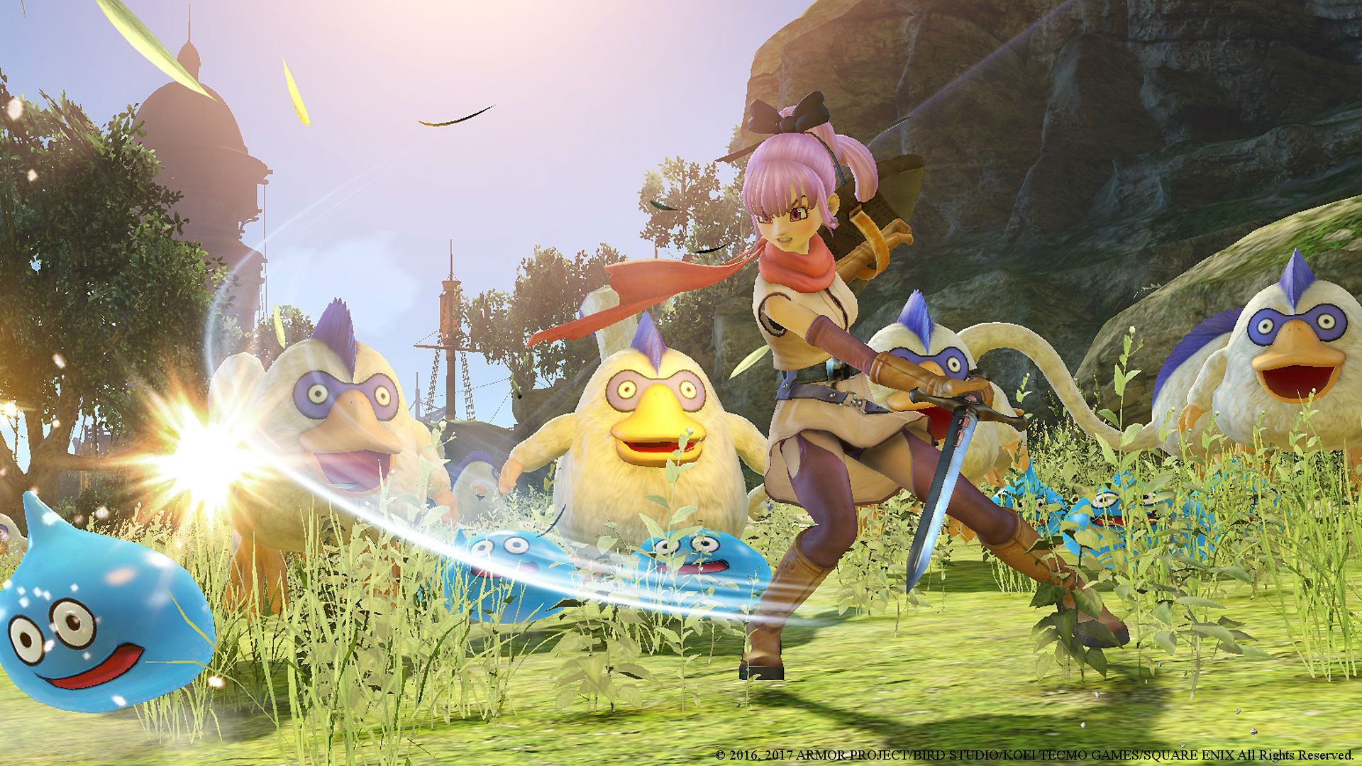Dragon Quest Heroes 2 vs Dragon Quest Builders: Which Spin-Off Is