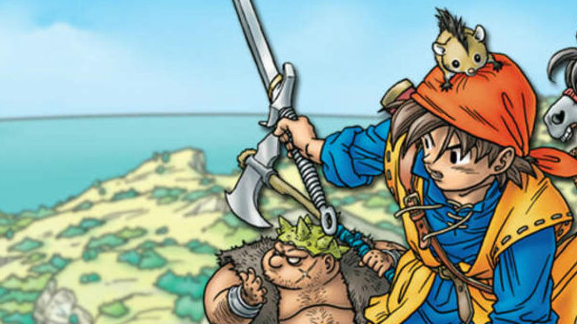 Should You Buy Dragon Quest VIII for the Nintendo 3DS?