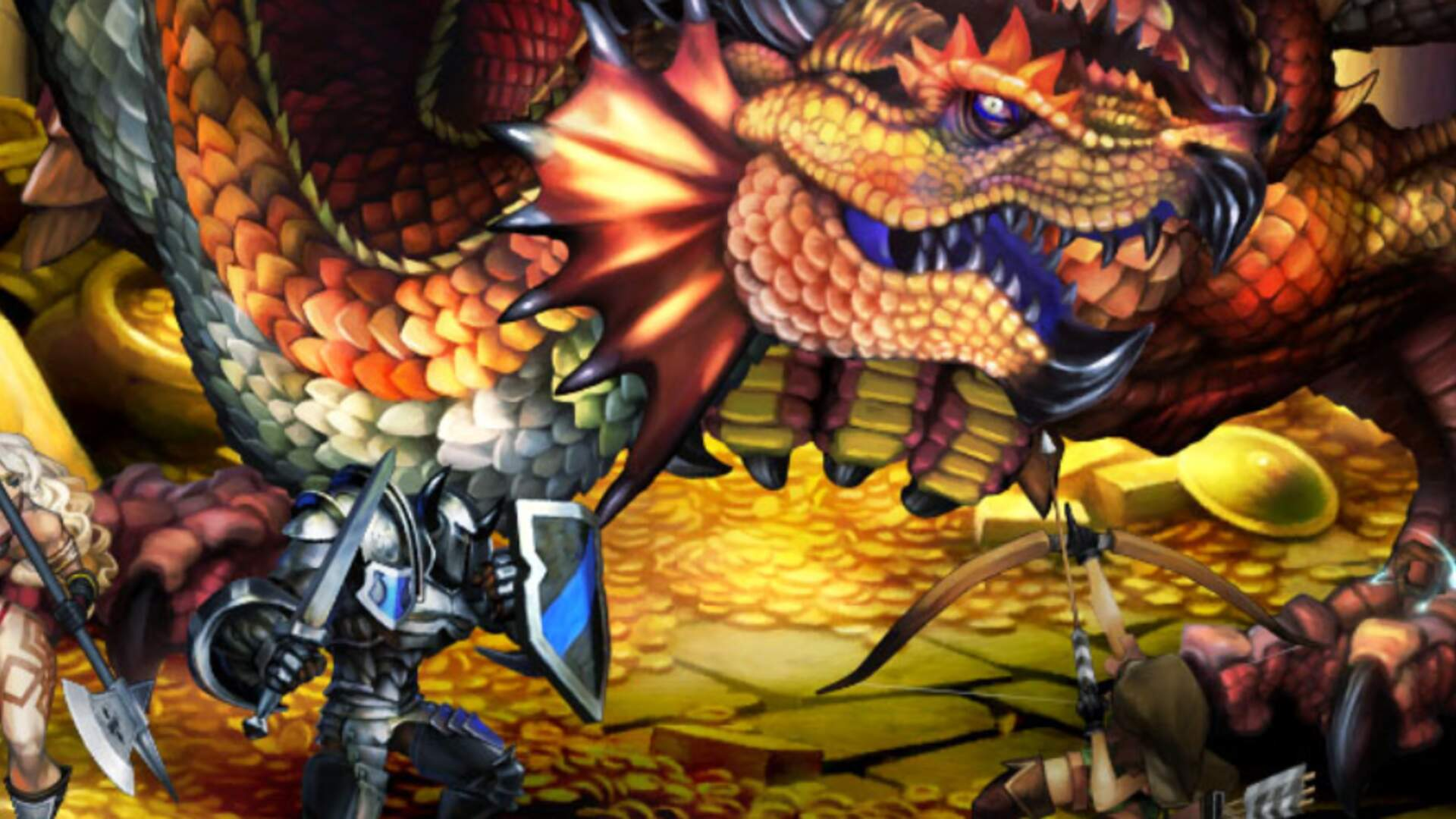 Dragon S Crown Deserves Another Chance As It Prepares For Release