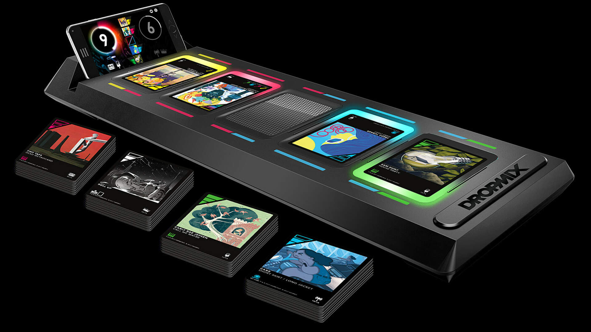 Get Harmonix's DropMix Music Gaming System for $49 on Cyber Monday