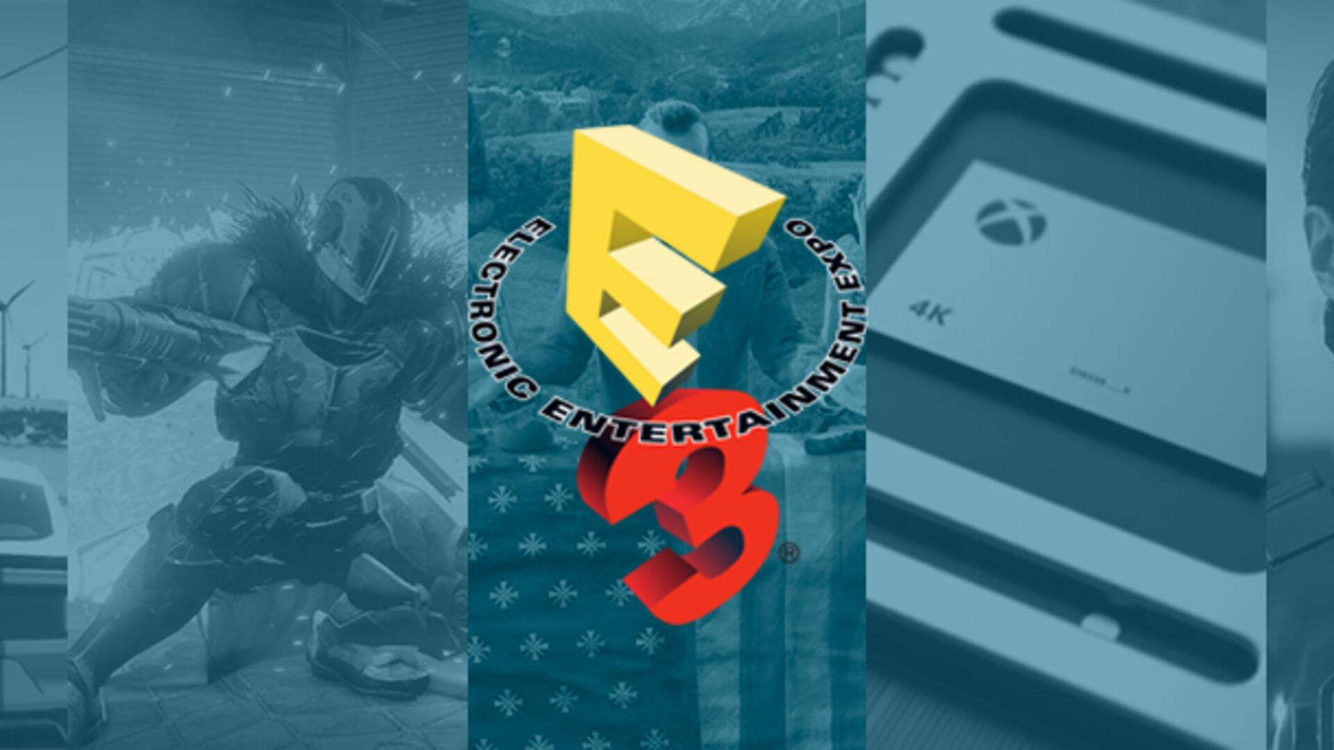 E3 2017 Central: Info, Coverage Times, and All of Our