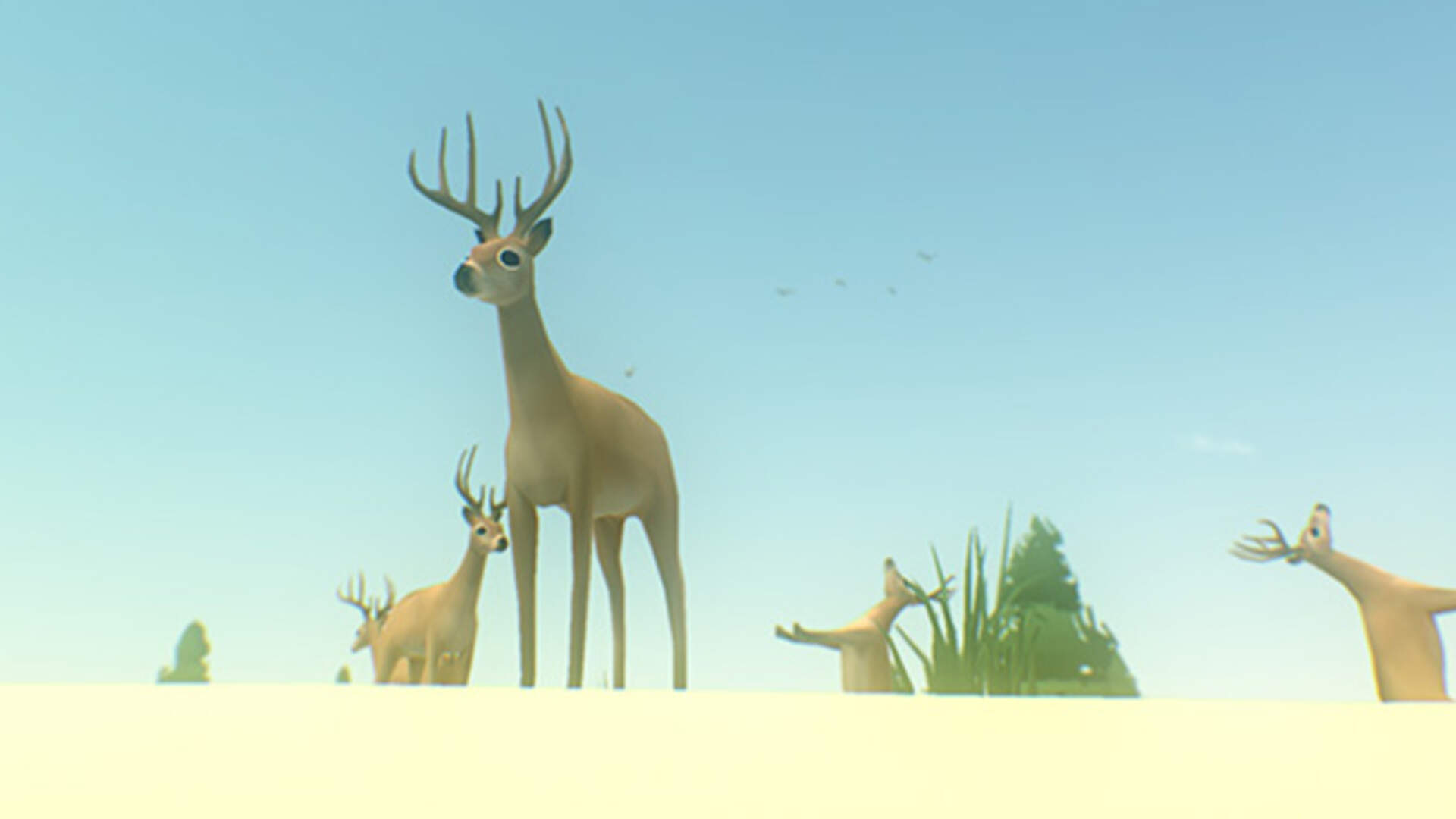 Everything is the First Video Game Project Eligible for an Academy Award