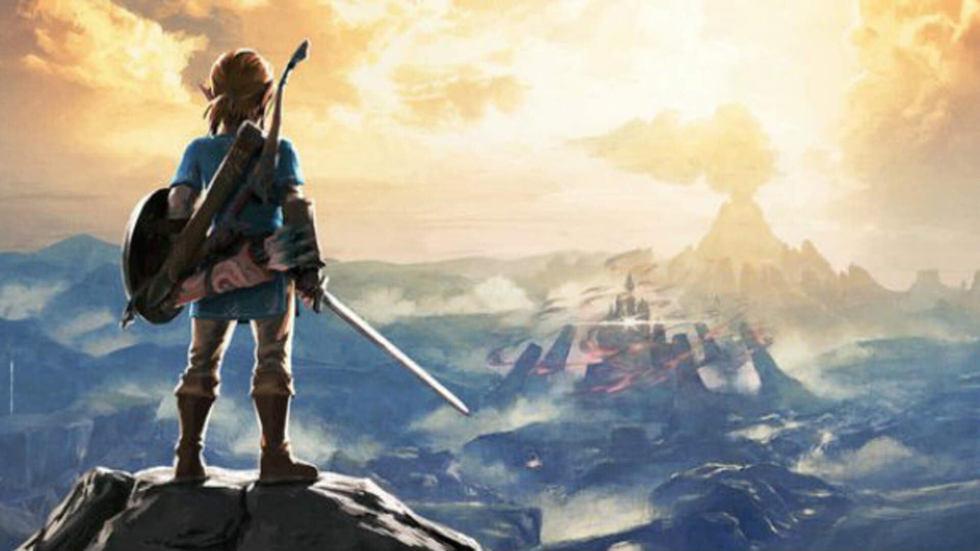 The Japanese Commercial for The Legend of Zelda: Breath of the Wild Looks Swell