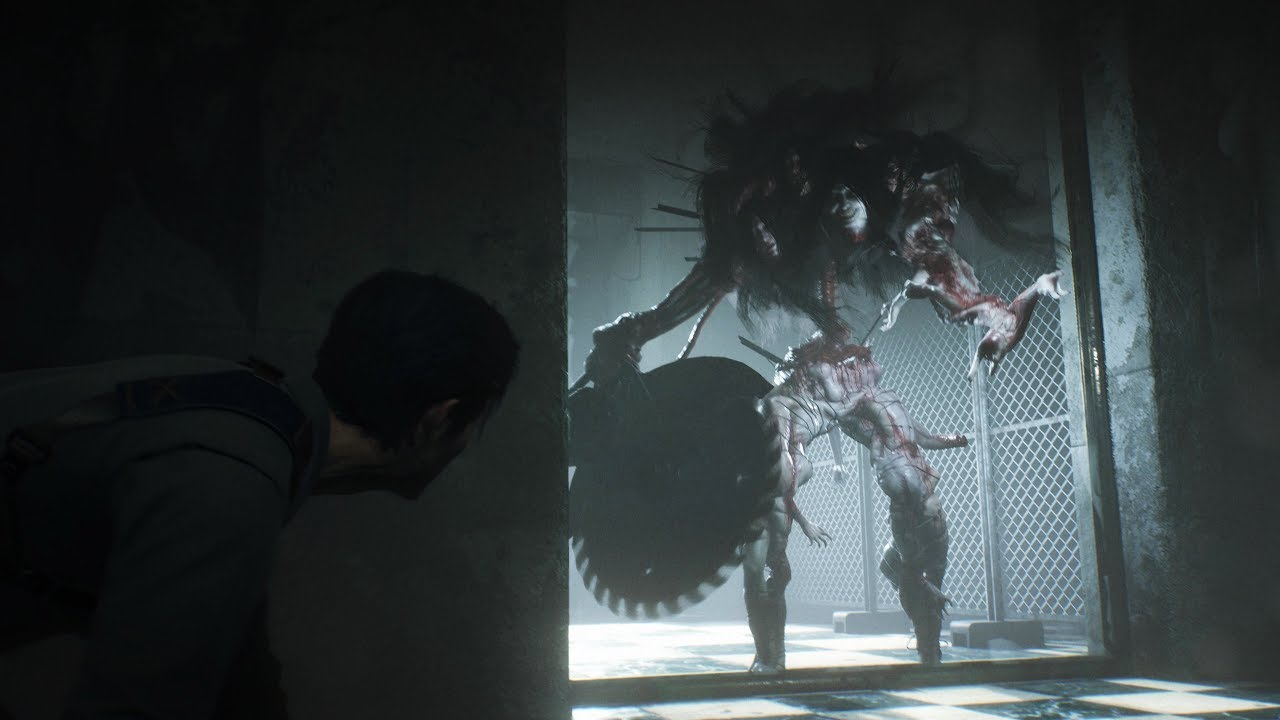 The Evil Within 2 Guide Tips To Survive How To Defeat The Guardian Boss Usgamer