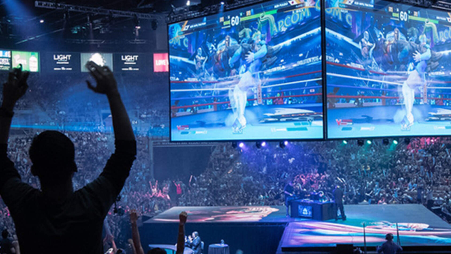 The Oral History of EVO: The Story of the World's Largest Fighting Game Tournament