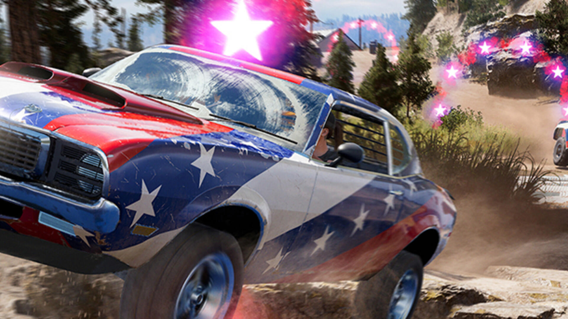 Far Cry 5's Creative Director: 'Powerful Imagery and Wacky Fun Can Live Together'