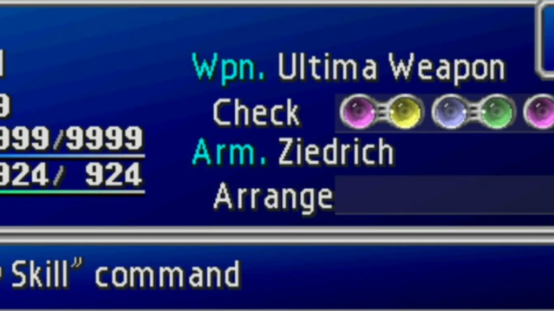 Final Fantasy VII Deep Dive, Part 2: How Materia Completed a Role-play Reversal