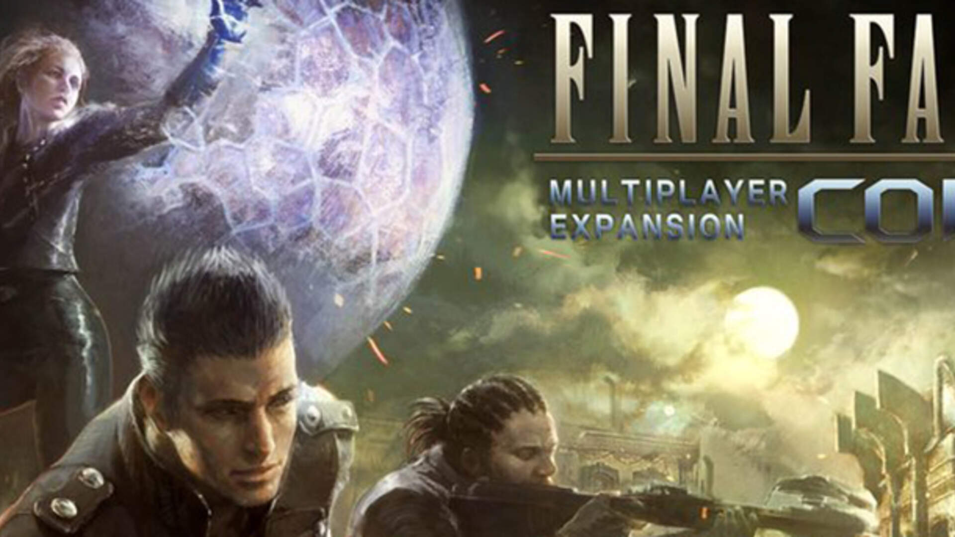 Final Fantasy XV: Comrades Takes the JRPG Road Trip to Multiplayer Later This Month