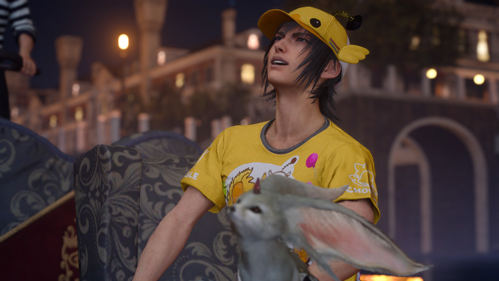 final fantasy xv online beta