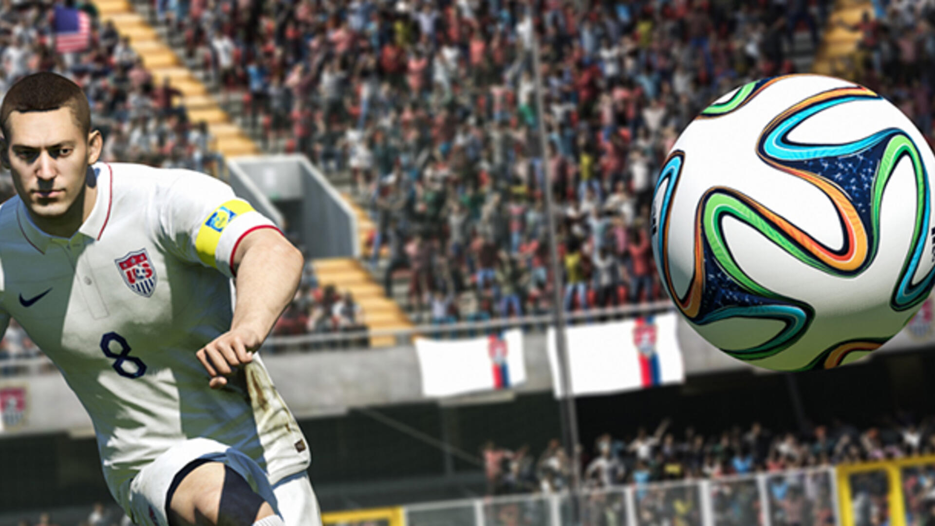 EA Sports FIFA Will Have to Step Up Now That the U.S. is Out of the World Cup
