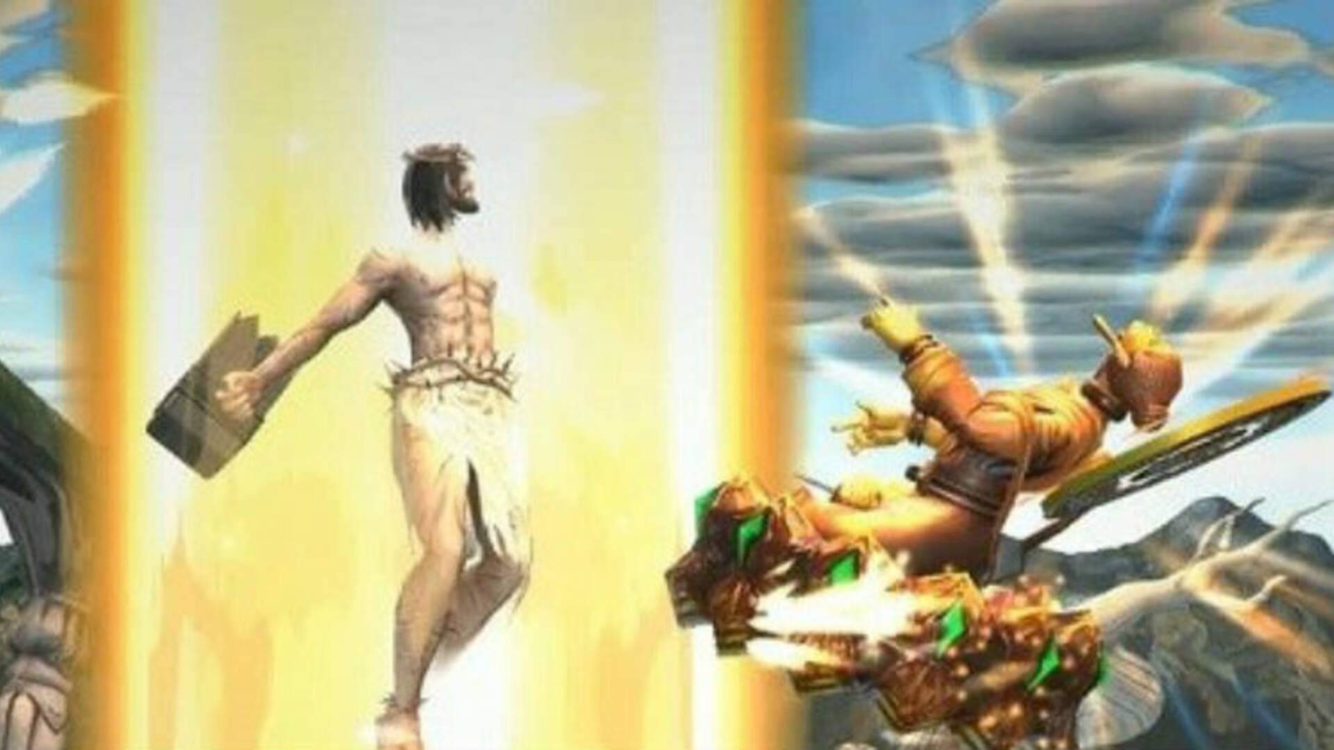 Malaysia Blocks Steam Over Religious Fighting Game, Fight of Gods [Update]