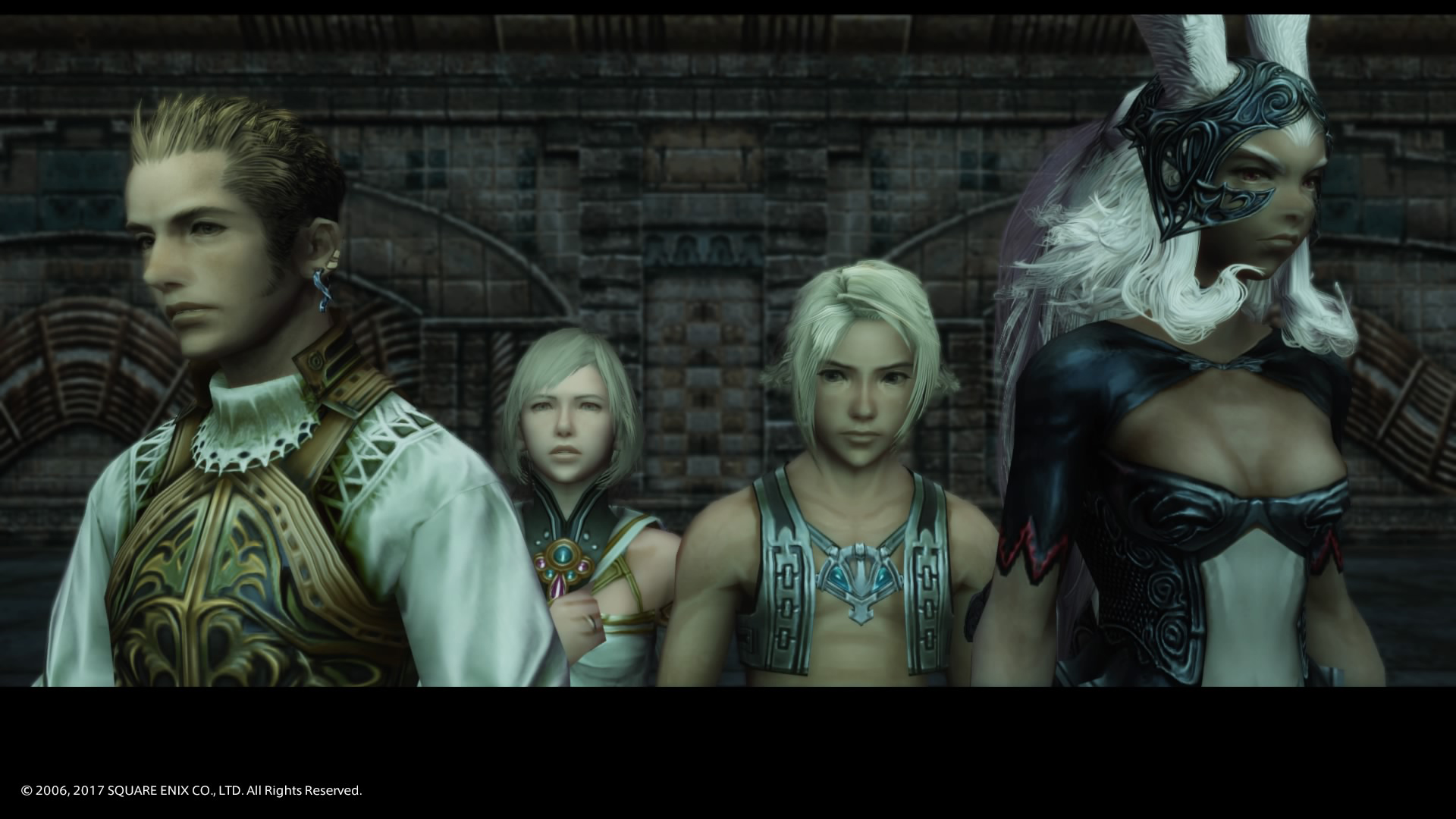 Final Fantasy Xii The Zodiac Age Revisiting A Black Sheep With A