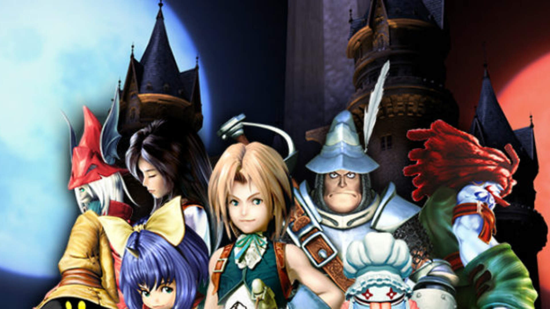 The Written Final Fantasy IX Report Part 2: The Guy with the FMV Sequence Is Probably the Villain