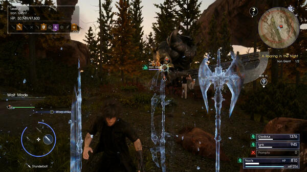 Final Fantasy XV God Mode: What It Is, and How to Activate