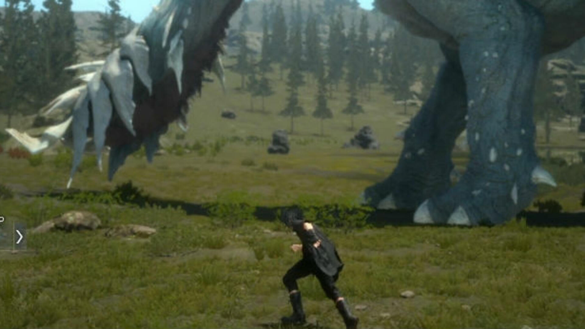 Final Fantasy XV God Mode: What It Is, and How to Activate It | USgamer