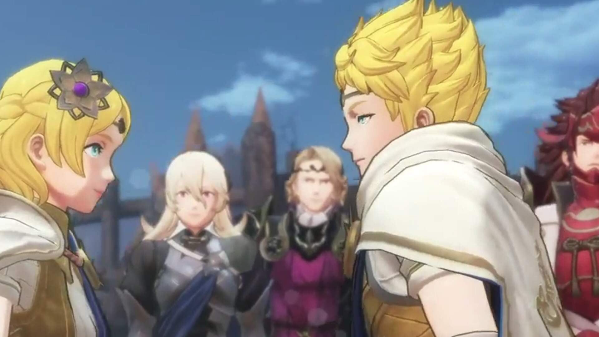 New Heroes Join the Fray in Fire Emblem Warriors