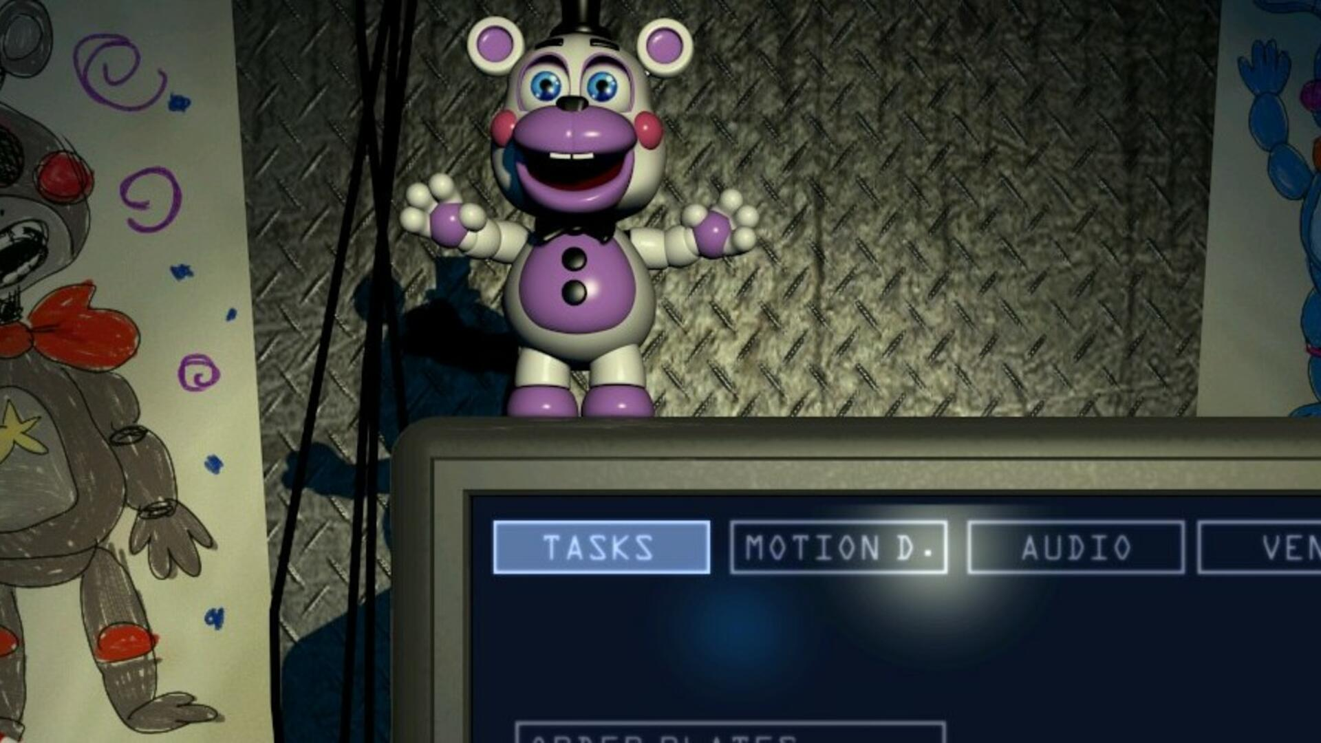 Five Nights at Freddy's is Getting a Big