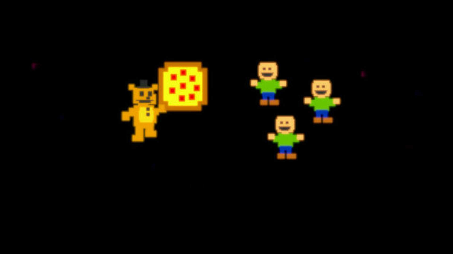 A New Five Nights at Freddy's Game is Out, and it's Free