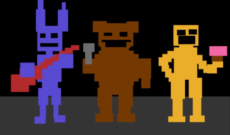 Murder, Dysfunctional Families, and Purple Guys: The Larger