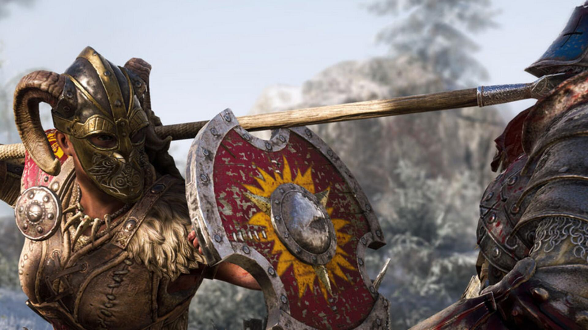 For Honor Replaces Controversial Groping Animation