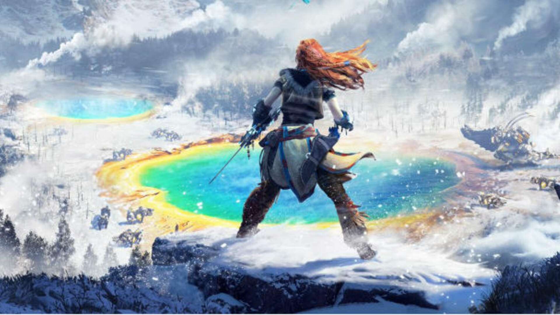 Horizon Zero Dawn: The Frozen Wilds Gets a Release Date