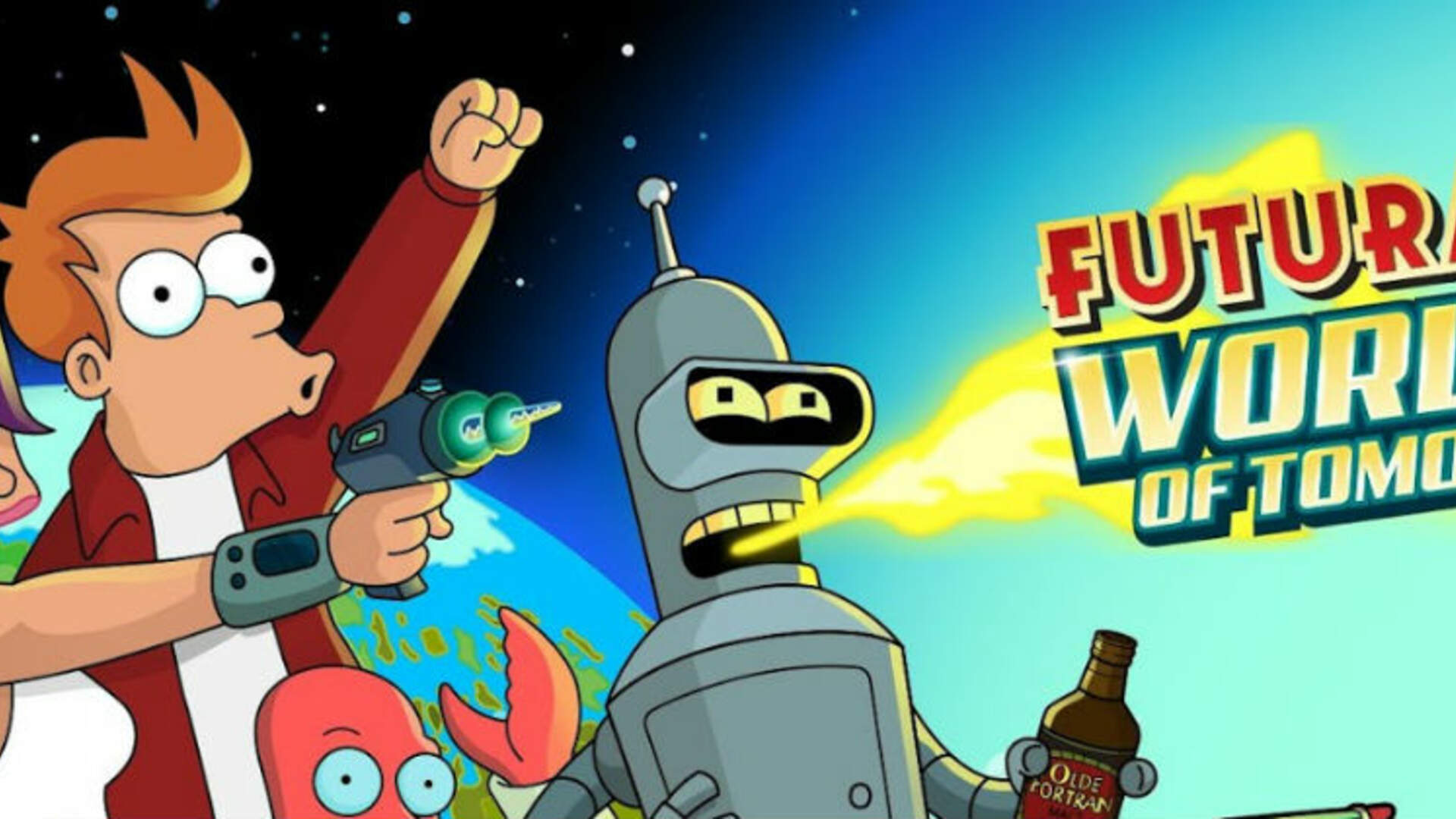 Futurama is Gone from Netflix, but at Least There's This Futurama Mobile Game, Maybe?