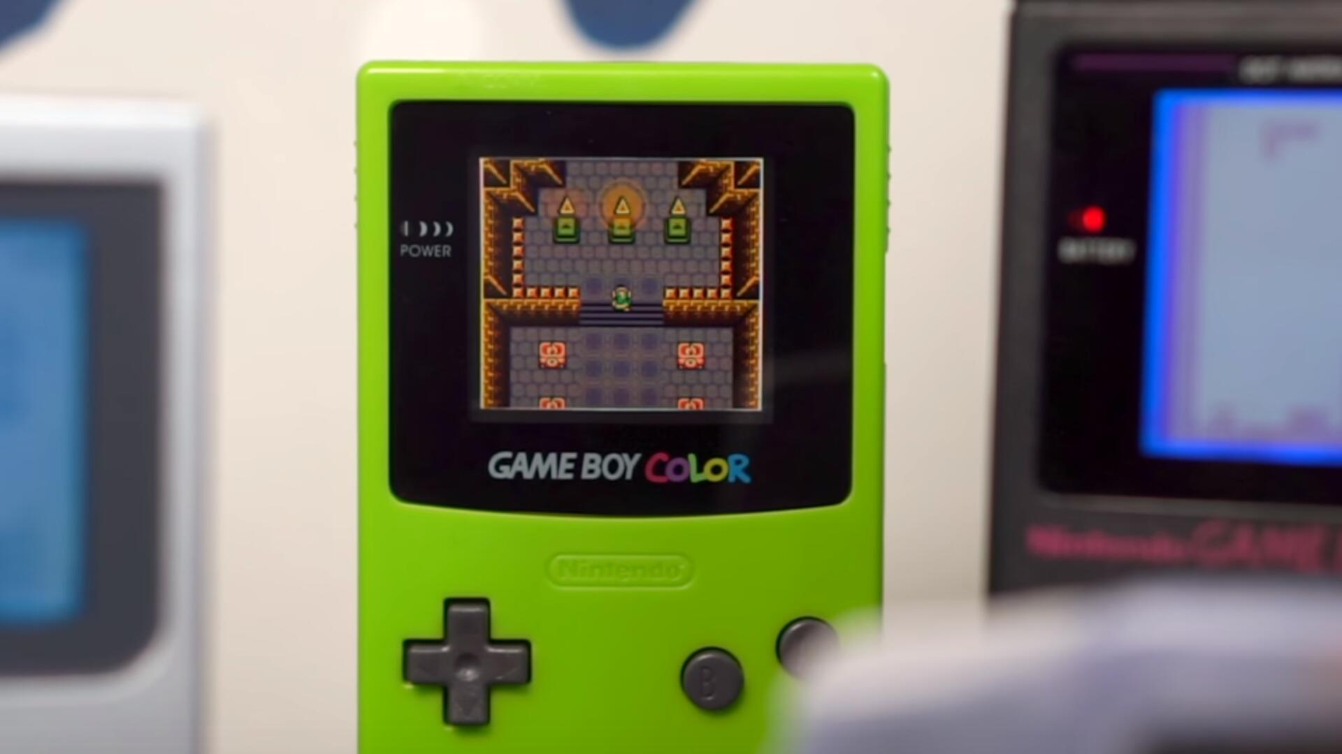"There's a New Game Boy Color Mod and It's ""Lit"""