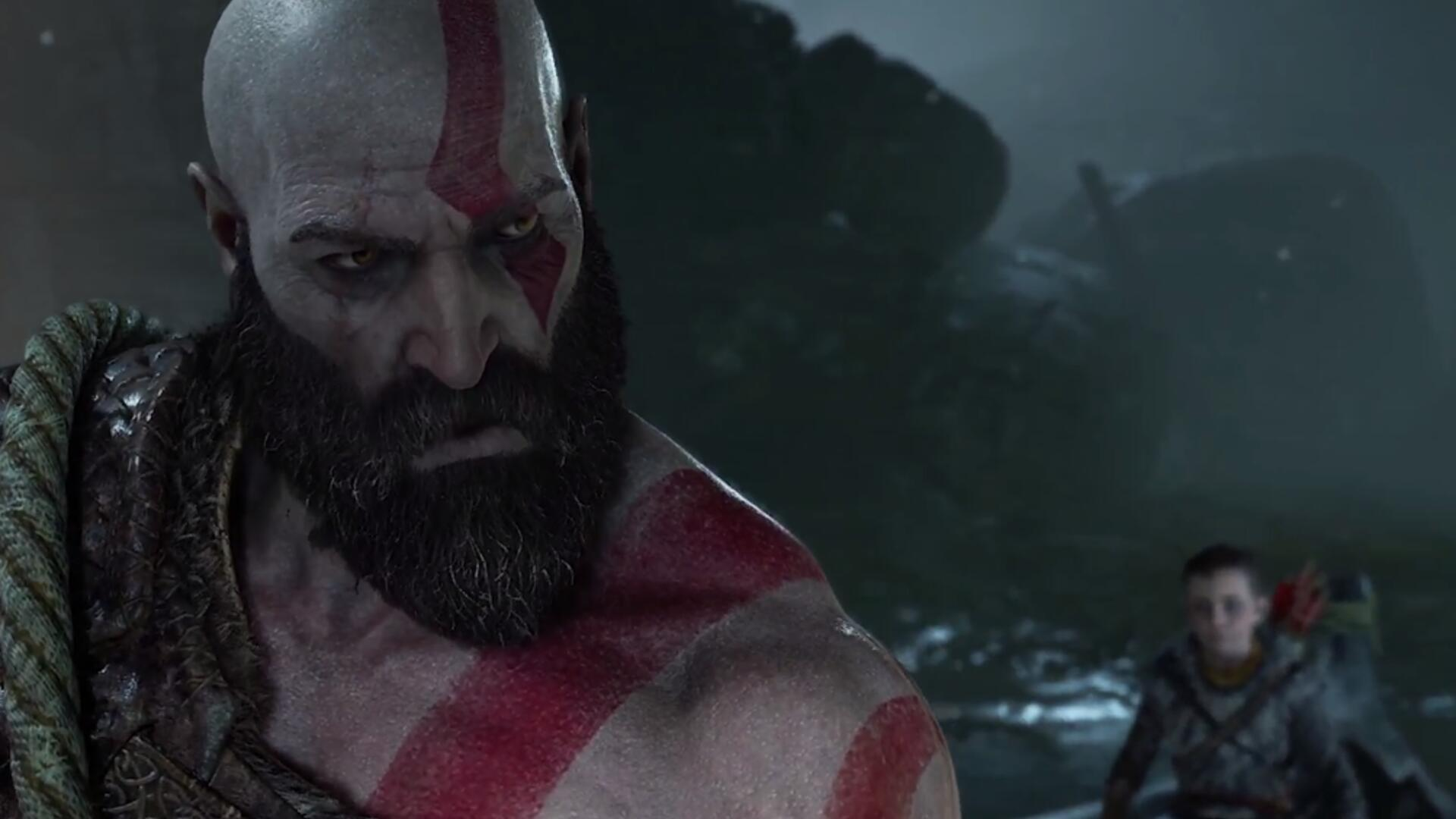 God of War Has a New Son and New Emotions in E3 Gameplay Trailer, Out Early 2018
