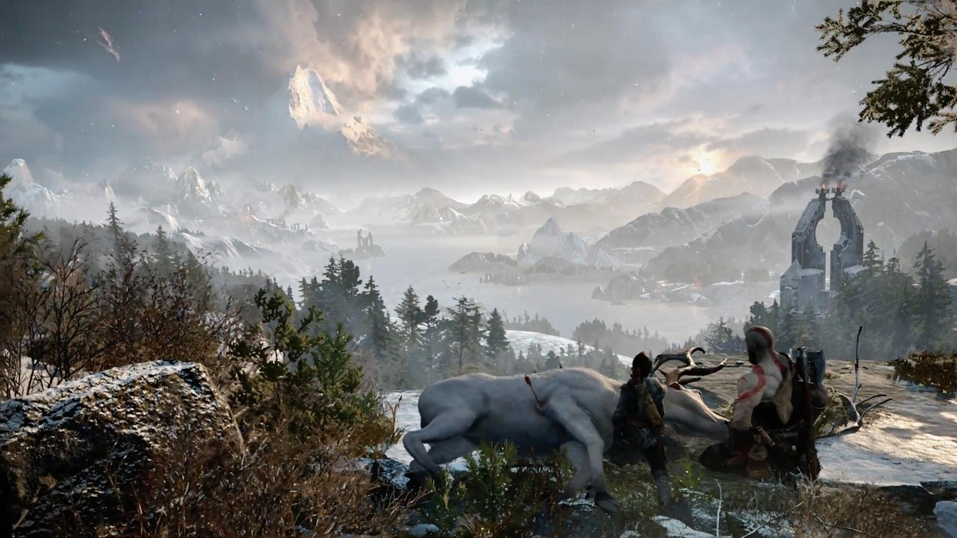 God of War PS4 Reviews, Release Date (out now), DLC, PS4 Pro Details, Game Length, Collector's Edition, Characters - Everything We Know