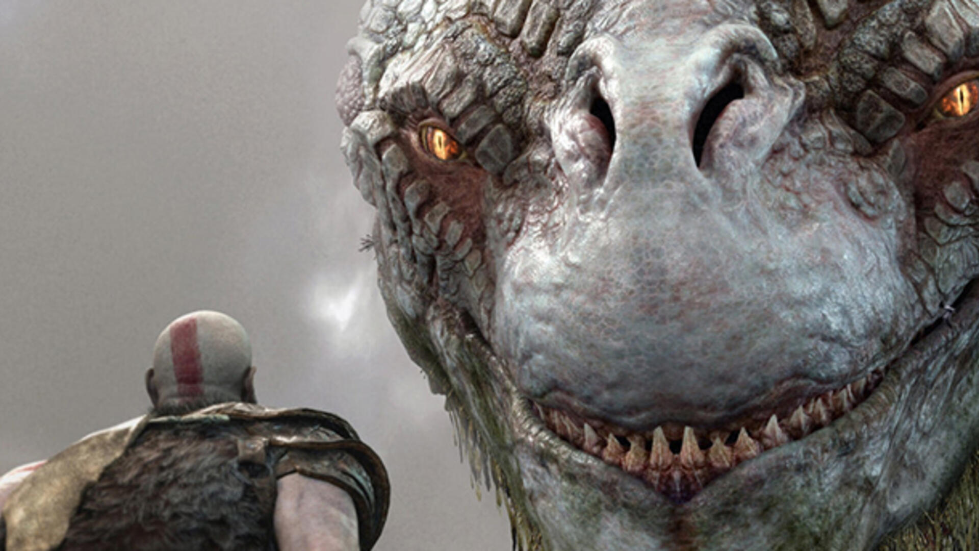 In God of War, Your Sense of Progression is Measured by Being Proud of Your Son