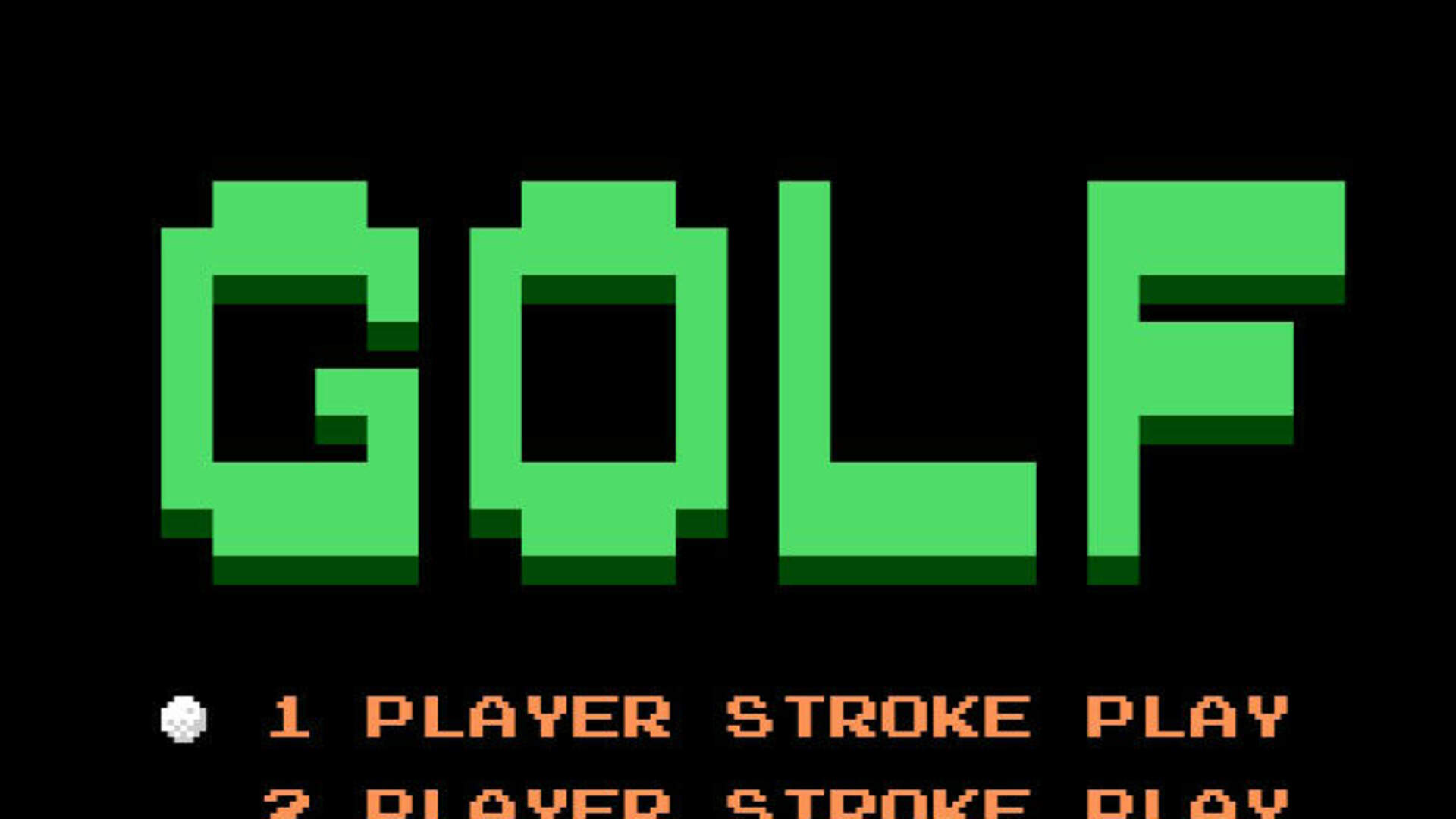 The NES Golf Game Hidden on Every Nintendo Switch Could be a Tribute to Satoru Iwata